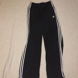 Adidas straight leg joggers